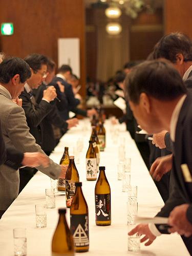 Sake Sommeliers
